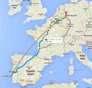 google-maps_autostrecke