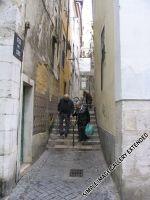 Straßen und Wege sind für ältere Einwohner nicht immer ideal