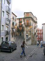 Viele Gebäude in der Altstadt Alfama sind baufällig und unbewohnbar