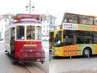 4-in-1 Hop-On/Hop-Off-Tour mit Bus & Tram