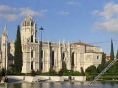 Das Hieronymuskloster gilt als bedeutendster Bau der Manuelinik