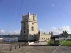 Das im manuelinischen Stil erbaute Wahrzeichen Lissabons hat das schwere Erdbeben von 1755 überstanden