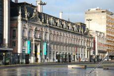 Palácio Foz - früher Propagandazentrale des Regimes Salazar, heute befindet sich im Erdgeschoss eine Touristeninfo