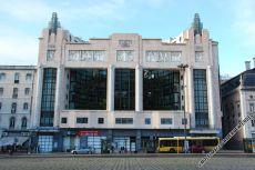 Hotel Éden - das einst prächtigste Großkino Lissabons wurde 1989 geschlossen und danach zu einem Hotel umfunktioniert
