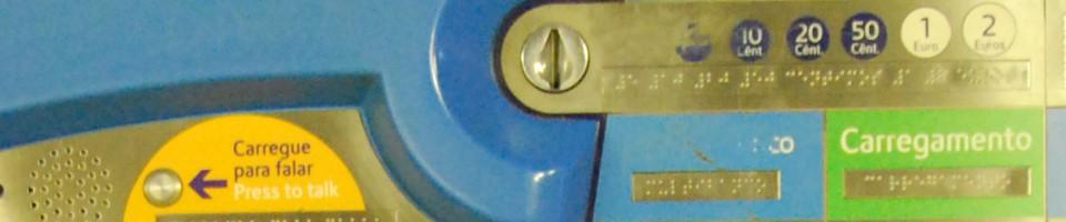 ticketautomateneinwurf